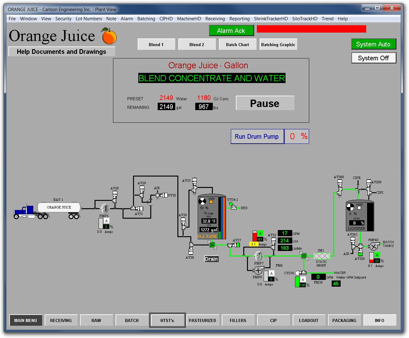 Software Carlson Engineering